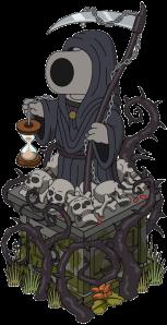 Death Brian Frankenstein Mystery Box