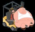 Forklift Peter