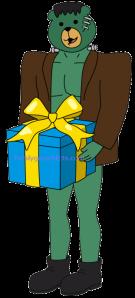 Frankenstein Mystery Box Rupert