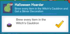 Halloween Hoarder 1