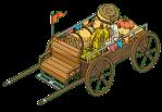 Hayride Wagon