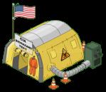 Hazmat Tent