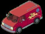 Jeff's Van