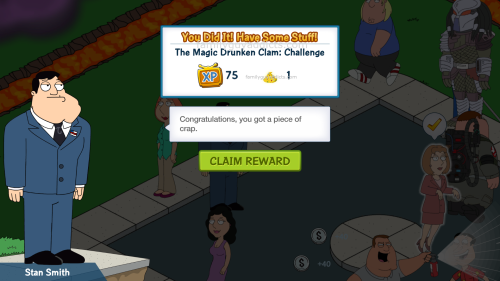 Magic Drunken Clam Challenge 2