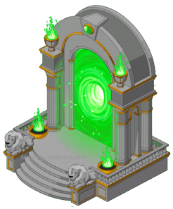 Nightmare Portal