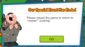 Our Special Event Has Ended