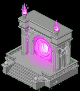 Poltergeist Portal