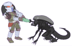 Predator and Alien Fetch 1