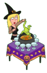 Sexy Witch Connie 1