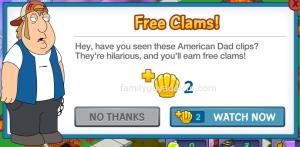 Watch Videos Carl Free Clams