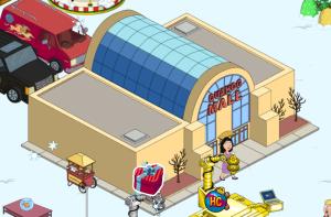 Bonnie's Task Quahog Mall