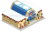 Christmas Quahog Mall
