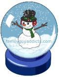 Jolly Snow Globe