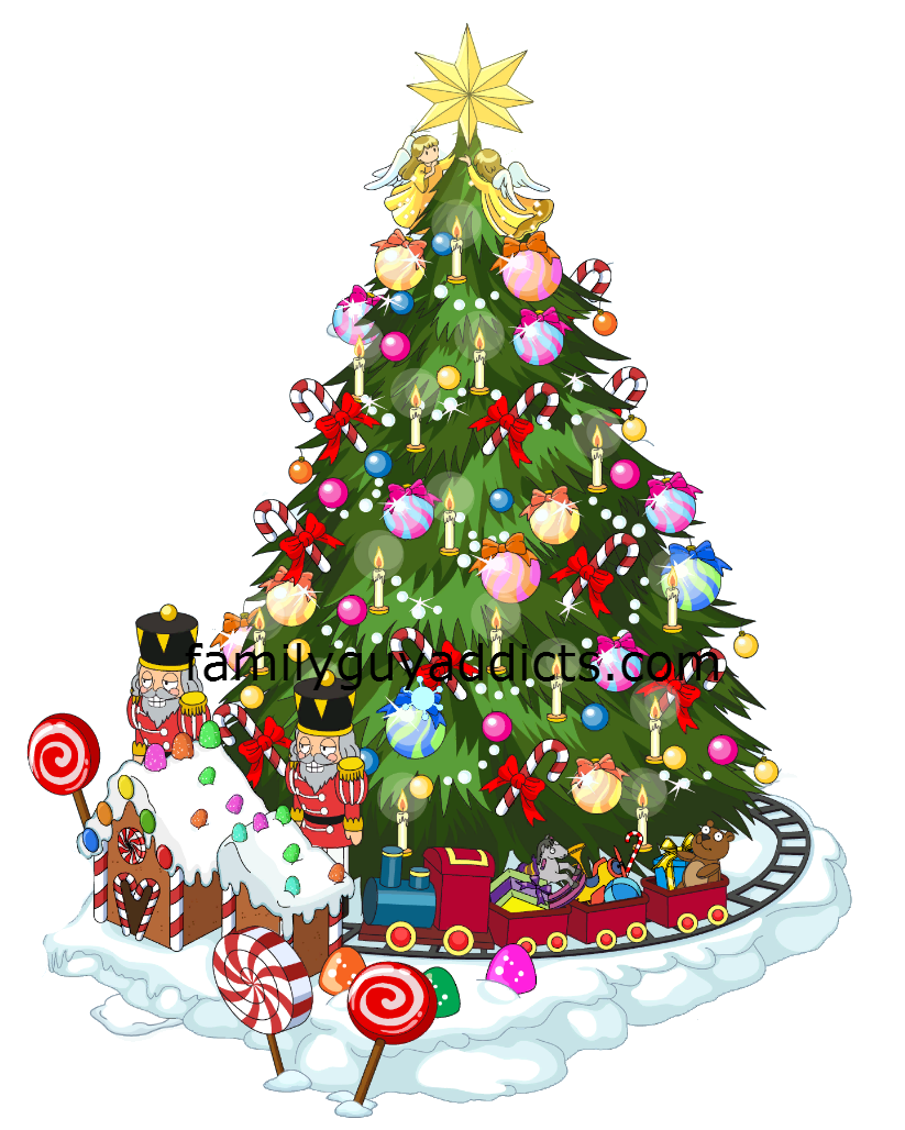Christmas Tree For 2014: The Final Phase Of Christmas Is Live!