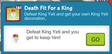 King Yeti Challenge