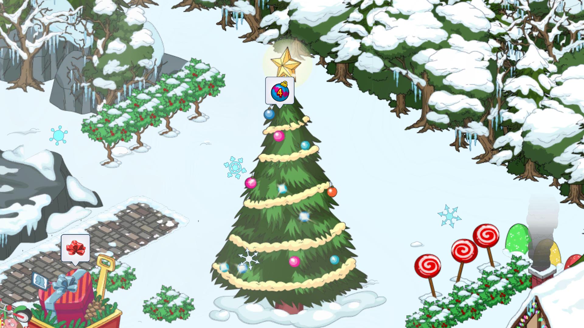 Jolly Christmas Tree Update Postponed