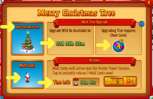 Merry Christmas Tree Info