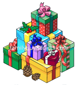 Pile of Presents