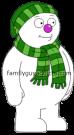 Snowman Squatter