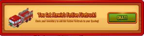 You Got Stewie's Firetruck