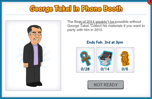 George Takei Phone Booth Collection