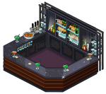 New Year's Cocktail Bar