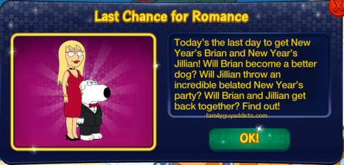 New Years Event End