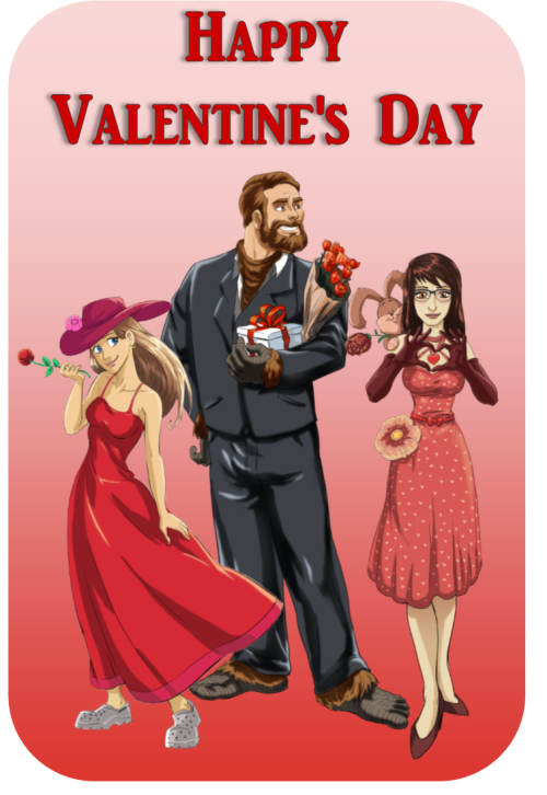 Addicts Valentine 1