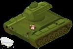 Arnold's Tank and Bathtub
