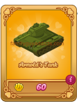Arnolds Tank Menu Icon