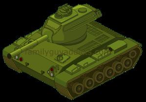 Arnold's Tank