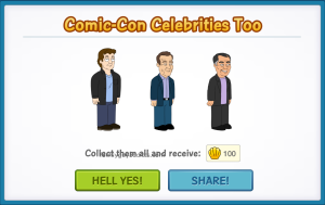 Character Collection Fillion Cranston Takei