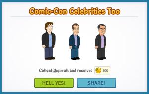 Character Collection Fillion Cranston Takei