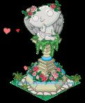 Cherub Stewie Statue