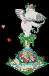 Cupid Brian Statue