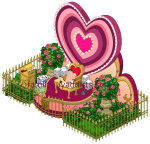Cupid's Throne
