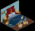 Fire Hazard Bed