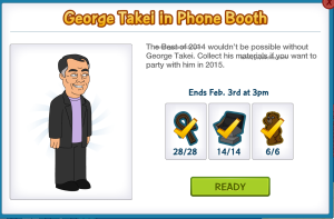 George Takei Ready
