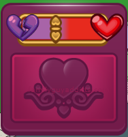 Heart Icon Meter