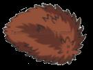 Brown Tribble 2