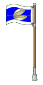 Clam Flag