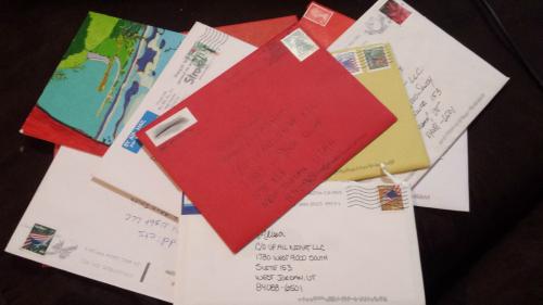 FG Addicts Mail