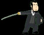 Lincoln-san