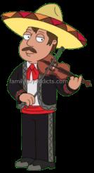 Mariachi La Almeja Violinist