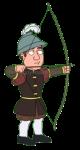 Old Timey Archer