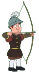 Old Timey Archer