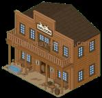 Shakey Balcony Saloon