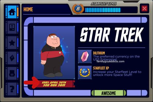 Star Trek Timer