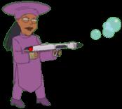 Guinan Shoot Gun