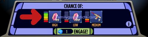 Transporter Chance Screen